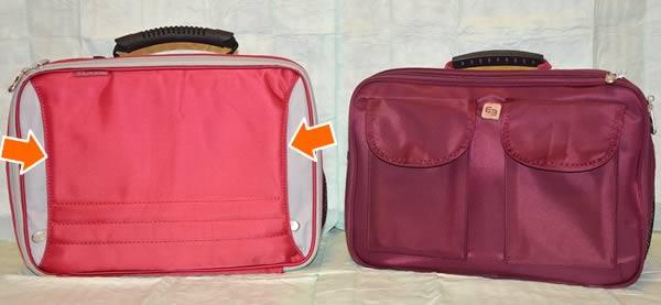 Карманы реанимационной сумки