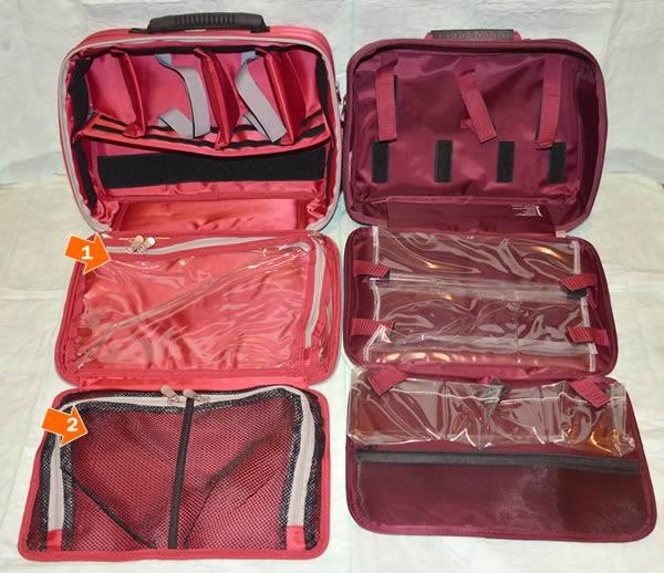 Крышка медицинской сумки