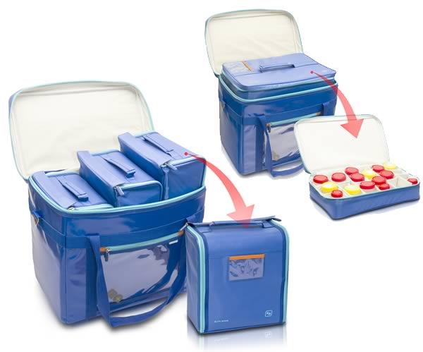 Контейнеры лабораторной сумки