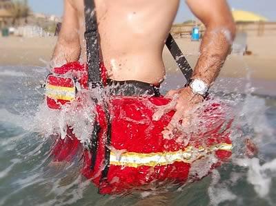 Водонепроницаемая сумка помощи на воде SAIL