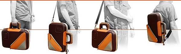 вариатны переноски медицинской сумки для ноутбука