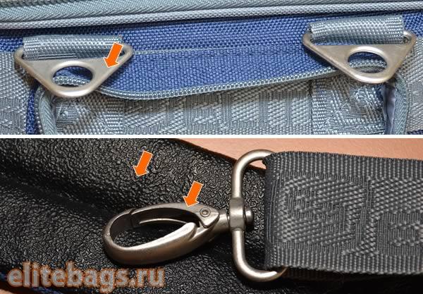 Плечевой ремень сумки