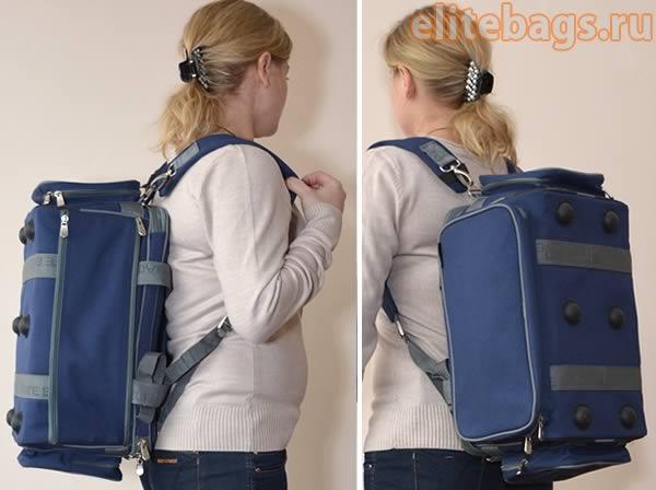 Медицинская сумка-рюкзак