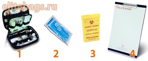 Дополнительные принадлежности медицинской сумки